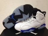 "Perfect Air Jordan 6 Retro Women ""Sport Blue"""