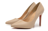 2020.01 Perfect Christian Louboutin 10cm High Heels Women Shoes -TR (63)