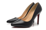 2020.01 Perfect Christian Louboutin 10cm High Heels Women Shoes -TR(64)