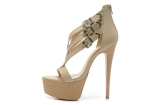 CL 16 cm three nude shoes AAA