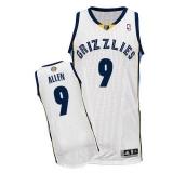 Memphis Grizzlies #9 Tony Allen Revolution 30 White Stitched NBA Jersey