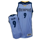 Revolution 30 Memphis Grizzlies #9 Tony Allen Light Blue Stitched NBA Jersey