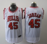 Chicago Bulls #45 Jordan White Stitched NBA Jersey