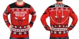 Chicago Bulls Men\'s NBA Ugly Sweater