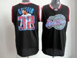 Los Angeles Clippers #32 Blake Griffin Black Notorious Stitched NBA Jersey