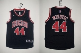 Revolution 30 Chicago Bulls #44 Nikola Mirotic Black Stitched NBA Jersey