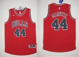 Revolution 30 Chicago Bulls #44 Nikola Mirotic Red Stitched NBA Jersey