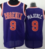 Phoenix Suns #9 Dan Majerle Purple New Throwback Stitched NBA Jersey