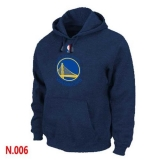 NBA Golden State Warriors Pullover Hoodie Dark Blue