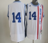 Sacramento Kings #14 Oscar Robertson White Throwback Stitched NBA Jersey