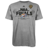 Oklahoma City Thunder adidas Youth Official Locker Room 2012 Western Conference Champions T-Shirt