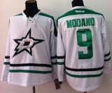 Dallas Stars #9 Mike Modano New White Stitched NHL Jersey