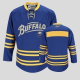 Buffalo Sabres Blank Light Blue 2010 New Third NHL Stitched Jersey