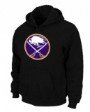 NHL Buffalo Sabres Big & Tall Logo Pullover Hoodie Black