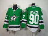 Dallas Stars #90 Jason Spezza Green Stitched NHL Jersey