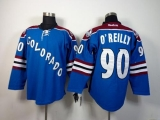 Colorado Avalanche #90 Ryan O\'Reilly Blue Stitched NHL Jersey