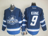 Winnipeg Jets #9 Evander Kane Dark Blue St