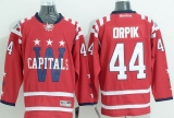Washington Capitals #44 Brooks Orpik 2015 Winter Classic Red Stitched NHL Jersey