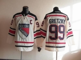 New York Rangers #99 Wayne Gretzky Cream 2012 Winter Classic Stitched NHL Jersey