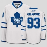 Toronto Maple Leafs #93 Doug Gilmour Stitched White NHL Jersey