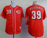 Cincinnati Reds #39 Devin Mesoraco Red Cool Base Stitched MLB Jersey