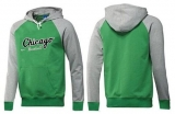 Chicago White Sox Pullover Hoodie Green & Grey