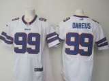 Nike Buffalo Bills #99 Marcell Dareus White Men\'s Stitched NFL Elite Jersey