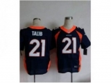Nike jerseys denver broncos #21 talib blue[new Elite]