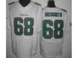 Nike Miami Dolphins 68 Richie Incognito White Elite NFL Jerseys 2013