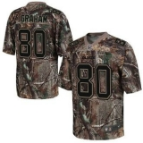 Nike Saints #80 Jimmy Graham Camo Men\'s Stitched NFL Realtree Elite Jersey