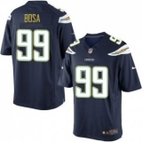 Nike San Diego Chargers #99 Joey Bosa Navy Blue Team Color Men\'s Stitched NFL Limited Jersey