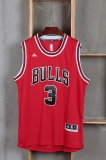 NAB Chicago Bulls #3 Wade red jerseys