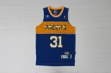 Pacers rookie blue acura #31 Miller mesh