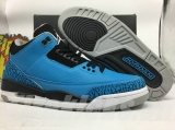 "Perfect Air Jordan 3 Retro ""Powder Blue"""