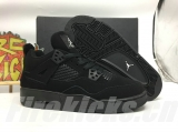 Air Jordan 4 Women Shoes AAA (21)