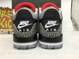 "Perfect Air Jordan 3 Retro-""Nike Air""Logo (Black)"