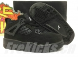 Air Jordan 4 Kids Shoes (23)