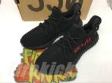 Super Max Perfect Adidas Yeezy 350 V2 Boost  Black Men And Women Shoes(no worry!good quality)