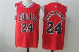 Nike NAB Chicago Bulls #24 Wade red jerseys