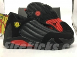 Jordan 14 AAA Black And Red