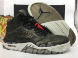 "Super Max Perfect Air Jordan 5 Premium Heiress ""Metallic Field"" -SY"