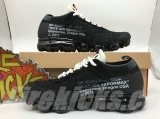 Authentic Nike Air VaporMax 2018 x OFF-White men Shoes -ZL