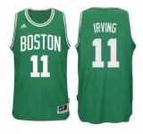 Boston Celtics #11 Kyrie Irving Green Stitched NBA Jersey