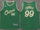 Boston Celtics #99 Jae Crowder Green 2015-2016 Christmas Day Stitched NBA Jersey