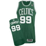 Boston Celtics #99 Jae Crowder Green Men\'s Adidas NBA Jersey