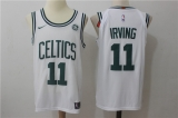 Nike Boston Celtics #11 Kyrie Irving NBA 20 17-18 New Season Men