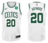 Nike Boston Celtics #20 Gordon Hayward NBA 2017-1 8 New Season Men