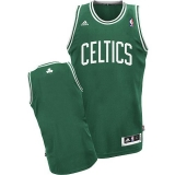 Revolution 30 Boston Celtics Blank Green Stitched NBA Jersey