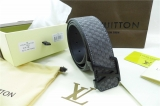 Super Max Perfect LV Belts 100-125CM -QQ (53)