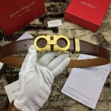 Ferragamo Belts Original Quality 95-125CM -QQ (259)